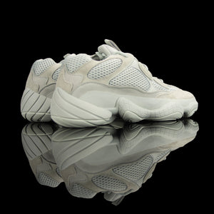 Adidas-Yeezy 500-Product code: EE7287 Colour: Salt/Salt/Salt Year of release: 2018-fabriqe.com