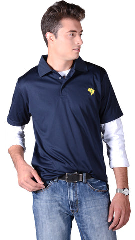 The Brazil Shirt™ - Navy - Shirts of the World