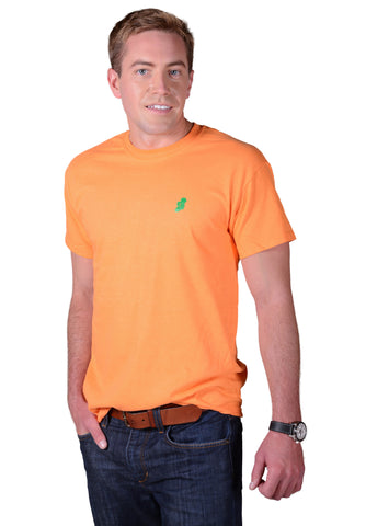 The Ireland T-Shirt™ - Casual Fit - Orange - Shirts of the World