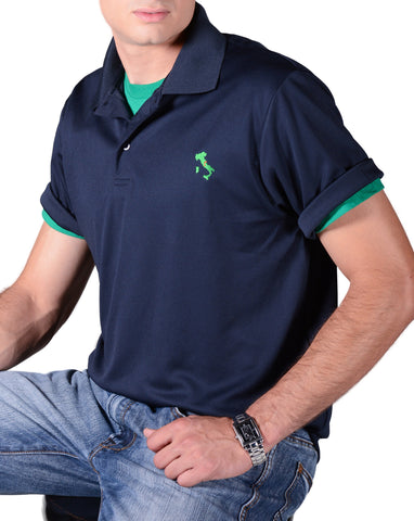 The Italy Shirt™ - Navy - Shirts of the World