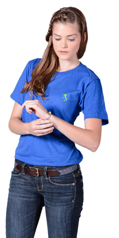 The Italy T-Shirt™ - Royal - Shirts of the World