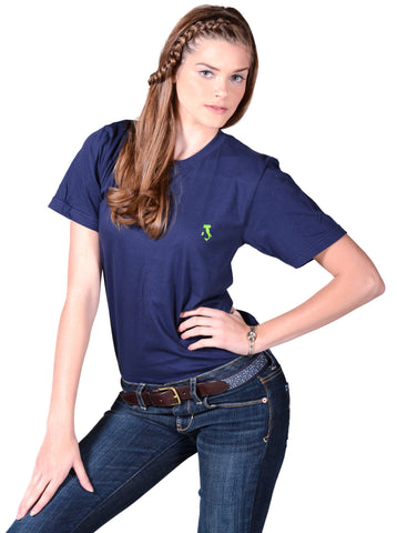 The Italy T-Shirt™ - Navy - Shirts of the World