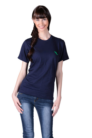The Mexico T-Shirt™ - Navy - Shirts of the World