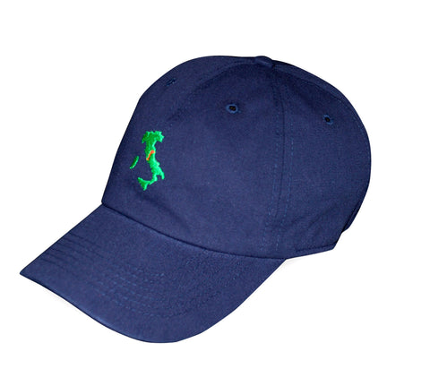 The Italy Hat™ - Navy - Shirts of the World