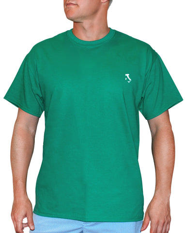The Italy T-Shirt™ - Casual Fit - Green - Shirts of the World