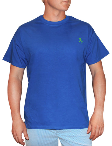 The Italy T-Shirt™ - Casual Fit - Royal - Shirts of the World