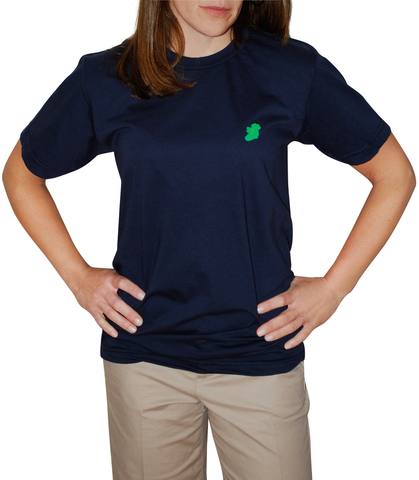 The Ireland T-Shirt™ - Navy - Shirts of the World