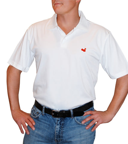 The China Shirt™ - White - Shirts of the World