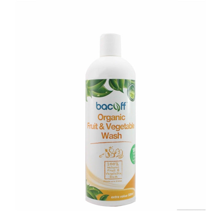 Bacoff Organic Fruit & Vegetable Wash