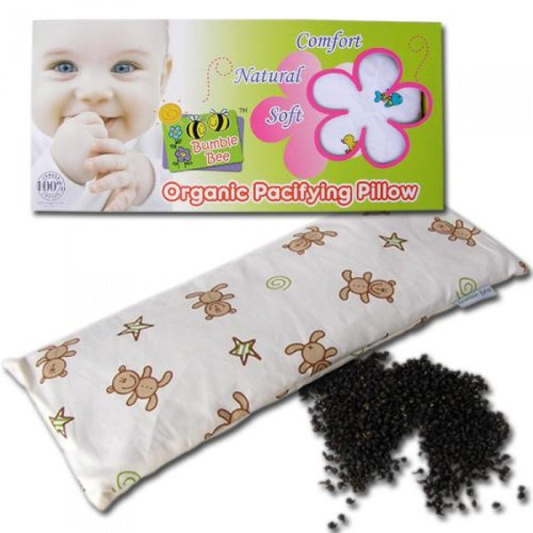 Bumble Bee Organic Pacifying Pillow