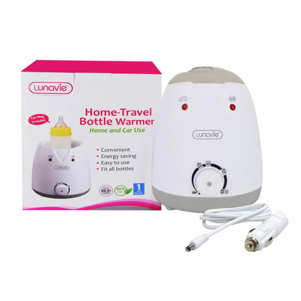 Lunavie Home Travel Bottle Warmer