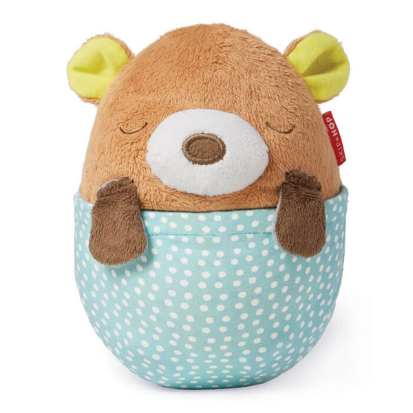 Skip Hop Moonlight & Melodies Hug Me Projection Baby Soother Bear
