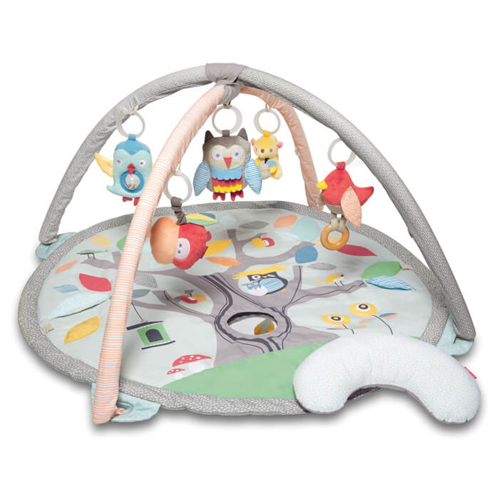 Skip Hop Treetop Friends Baby Activity Gym Grey Pastel
