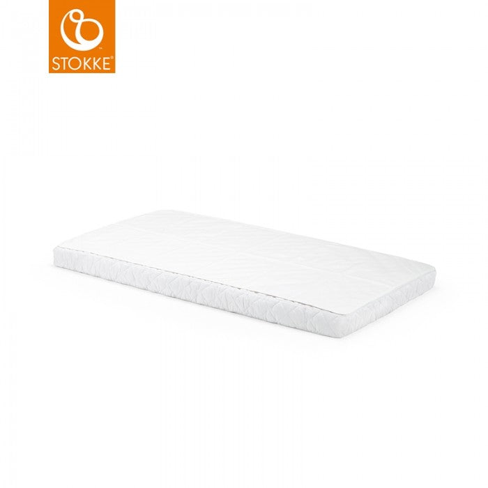Stokke Home Bed Protection Sheet White