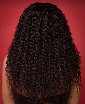 MPressed Caribbean Curly