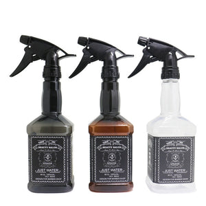 300ML /150ML Hairdressing Spray Bottle Empty Bottle Refillable Mist Bottle Salon Barber Hair Tools Water Sprayer Care Tools