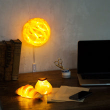 image gallery viewer to read, Boule Bread Lamp (LED Light with AC Power Cord)