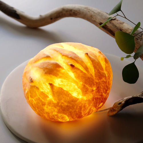 Boule Bread Lamp (with AC Power Cord) LED Light
