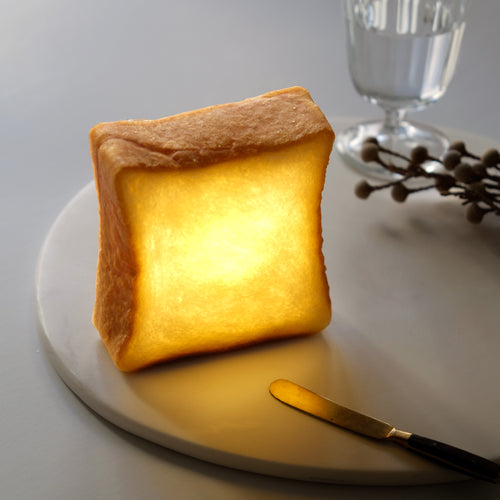 Toast Bread Lamp (battery powered) LED Light