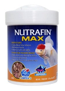 NUTRAFIN MAX GOLDFISH FLAKES 215G