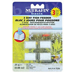 NUTRAFIN BASIX 3 DAY FISH FEEDER 4PK 25GM