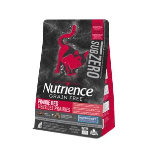 NUTRIENCE CAT 1.13KG SUB ZERO PRAIRIE RED