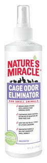 NATURES MIRACLE CAGE ODOUR ELIMINATOR 473ML
