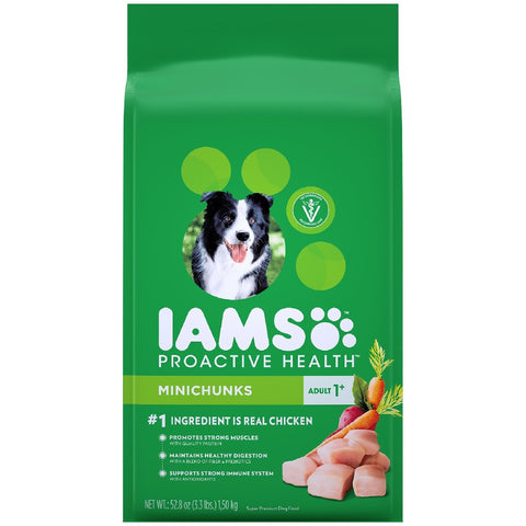 IAMS Dog Minichunks Chicken 6.8kg