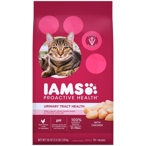 IAMS CAt Urinary Tract Health - CHICKEN - 1.59Kg