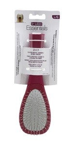 LE SALON ESSENTIALS DOG COMBO BRUSH LARGE