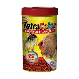 TETRACOLOUR TROPICAL GRANULES 30G