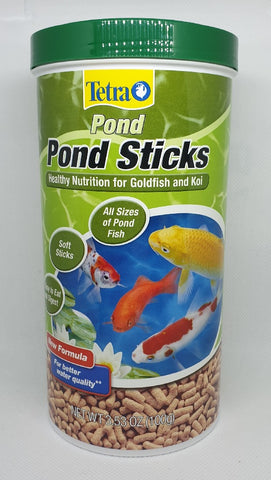 TETRA POND STICKS 100G