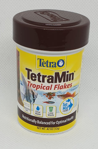 TETRAMIN TROPICAL FLAKES 12G