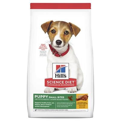 HILL'S SCIENCE DIET PUPPY SMALL BITES 2.04KG
