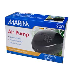 AIR PUMP MARINA 200