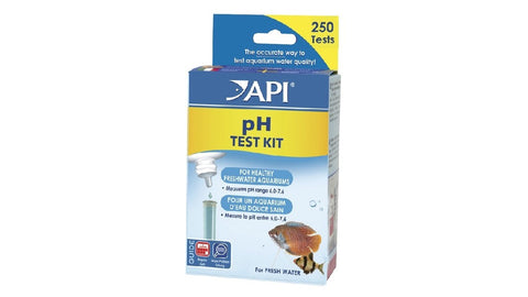 API PH TEST - FRESHWATER ^28