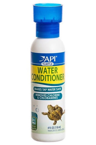 API TURTLE WATER CONDITIONER 118ML ^440C