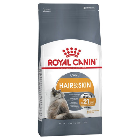 ROYAL CANIN FELINE DRY HAIR AND SKIN CARE 4KG