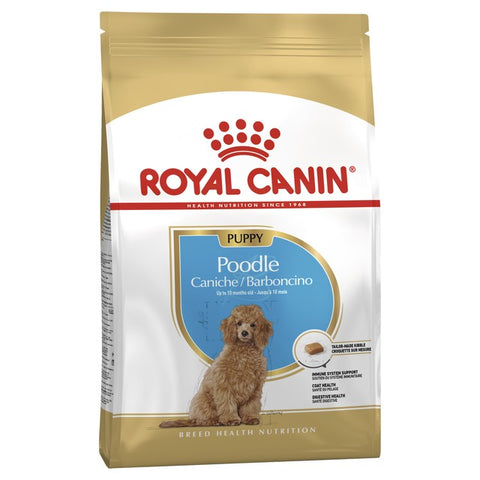 ROYAL CANIN CANINE DRY POODLE PUPPY 3KG