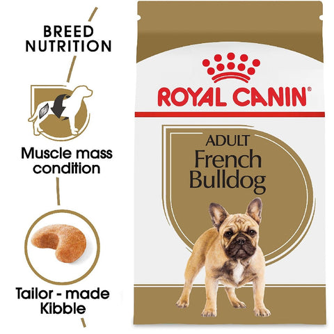 ROYAL CANIN CANINE DRY FRENCH BULLDOG ADULT 1.5KG
