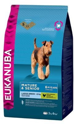 Eukanuba - Senior Large Breed - 3kg