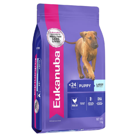 Eukanuba Puppy Large Breed - 7.5kg