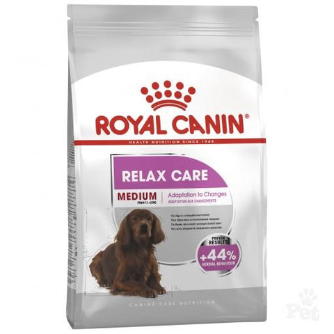 Royal Canin - Medium Relax Care - 3kg