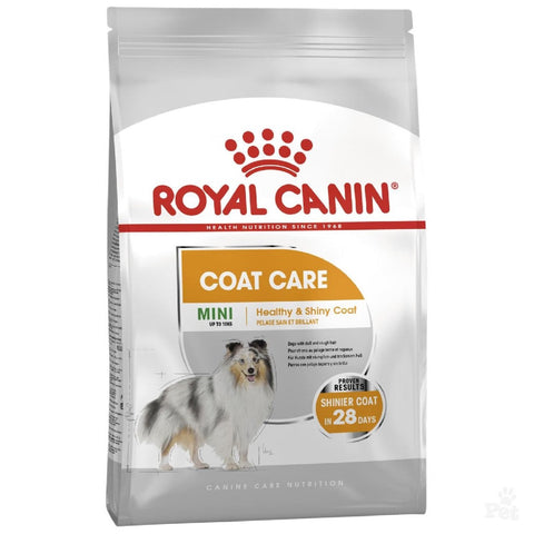 Royal Canin - Mini Coat Care - 3kg