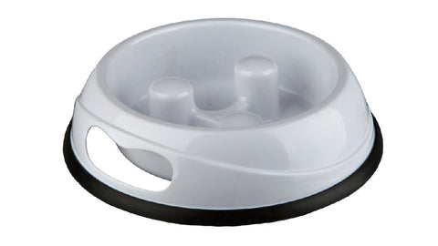 SLOW FEED PLASTIC BOWL 1.5L 27CM