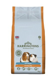 HARRINGTONS OPTIMUM GUINEA PIG 2KG