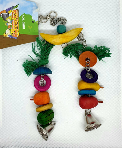 WOODEN HANGING FRUIT 11