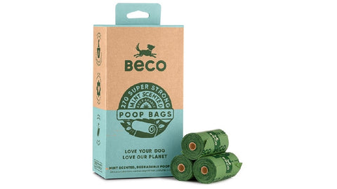 BECO BAGS MINT SCENTED 270 BAGS