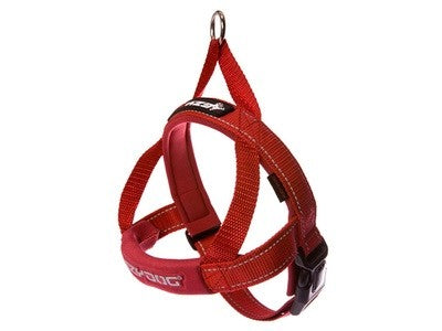 EZYDOG HARNESS QF XS RED ^HQXSR