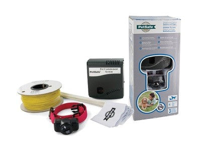 PET SAFE BASIC IN-GROUND RADIO FENCE